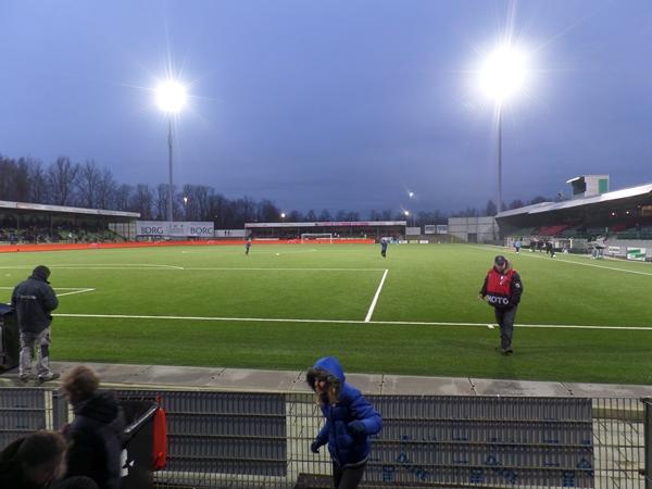 Riwal Hoogwerkers Stadion, Dordrecht