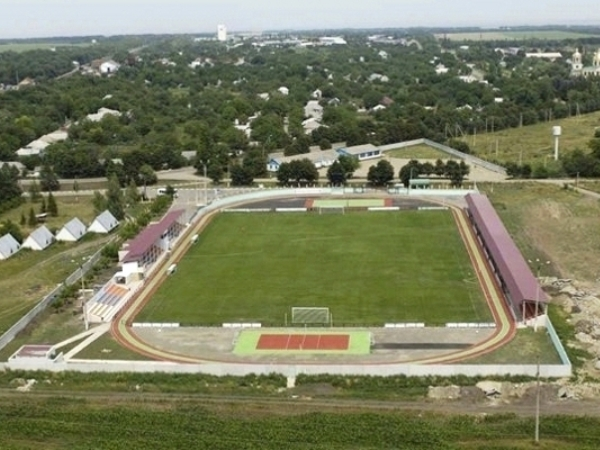 Stadion Fakel, Ryzdvyanyj