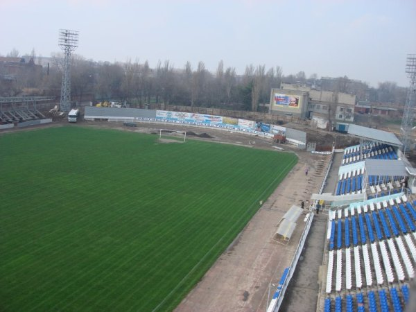 Stadion Torpedo, Taganrog