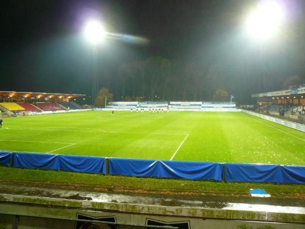 Rabobank IJmond Stadion, Velsen-Zuid