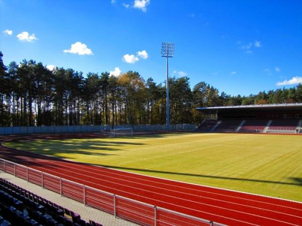 Alytaus m. centrinis stadionas, Alytus