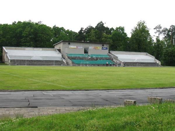 Kretingos miesto stadionas, Kretinga