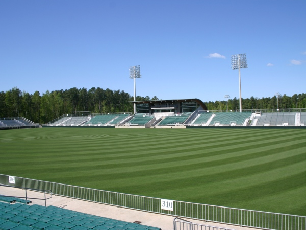Sahlen's Stadium at WakeMed Soccer Park