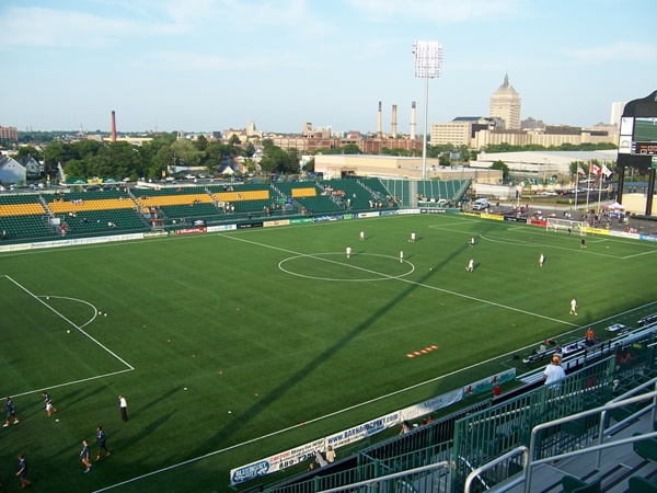 Capelli Sport Stadium, Rochester, New York
