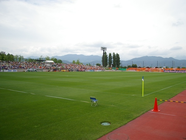 Minami Nagano Sports Park Stadium, Nagano