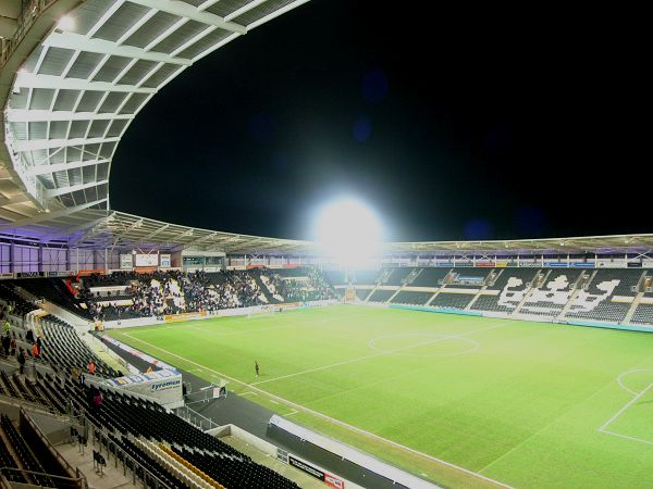 Kingston Communications Stadium, Hull