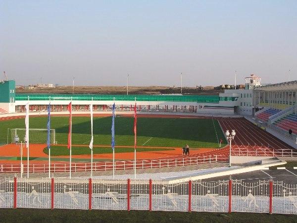 Sportivnyj Kompleks Gornyak, Gubkin