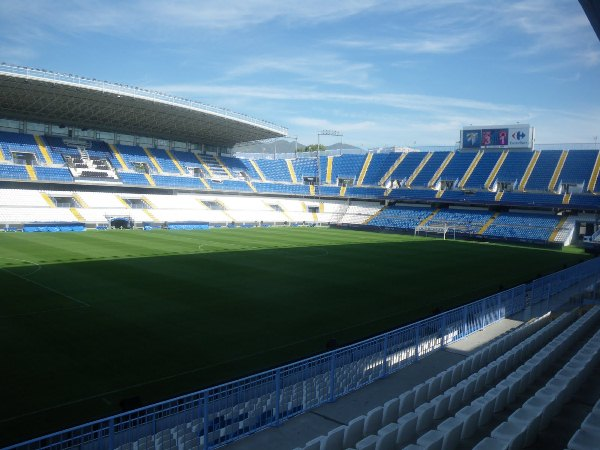 Estadio La Rosaleda