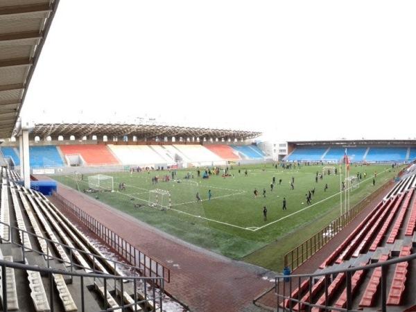 Stadion Central'nyj, Chelyabinsk