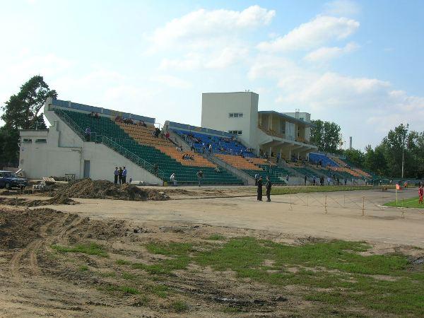 Stadyen Lyakamatyu, Baranovichy (Baranovichi)