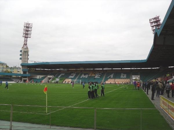Stadyen Central'ny, Homel' (Gomel)