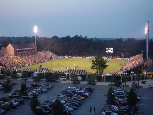 MUSC Health Stadium, Charleston, South Carolina