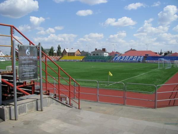 Stadion Gazovik, Rostoshi
