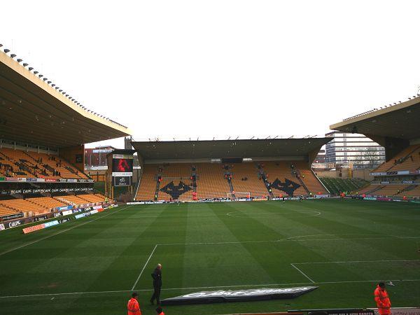 Molineux Stadium, Wolverhampton, West Midlands