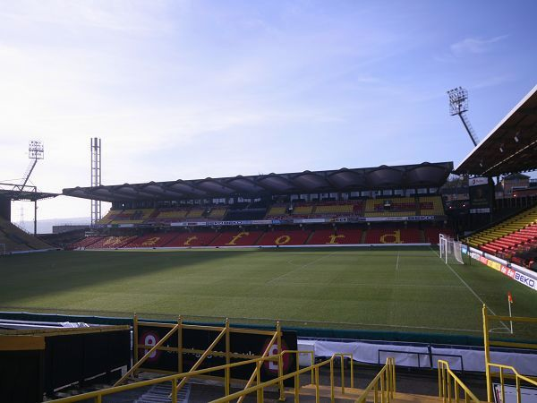 Vicarage Road Stadium, Watford