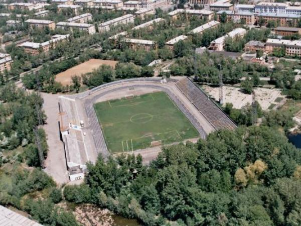 Stadion Vostok, Öskemen (Ust-Kamenogorsk)