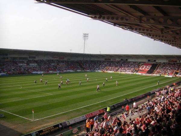 Keepmoat Stadium, Doncaster, South Yorkshire