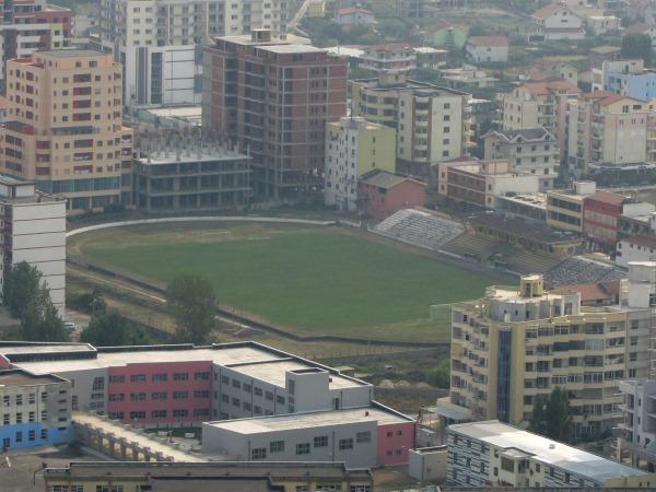 Stadiumi Besëlidhja, Lezhë