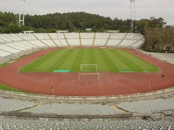 Estádio Nacional, Jamor, Oeiras