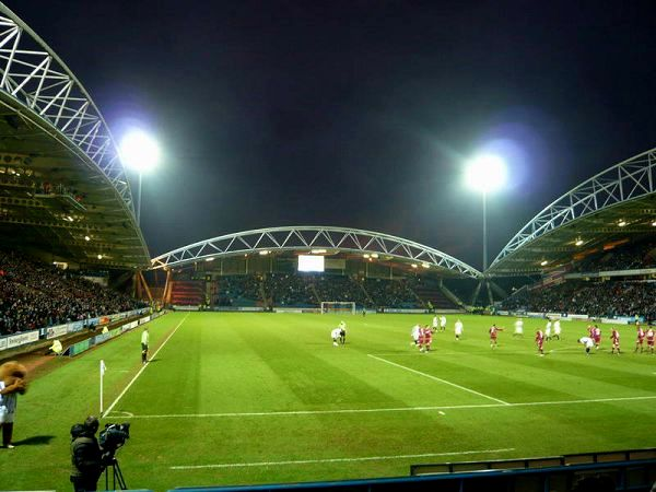 The John Smith's Stadium