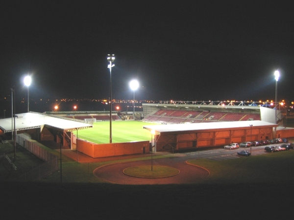 Sixfields Stadium, Northampton, East Midlands