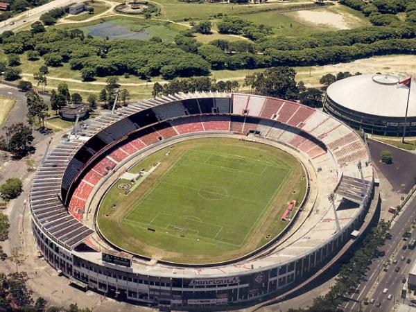 Estádio José Pinheiro Borda (Beira-Rio), Porto Alegre, Rio Grande do Sul