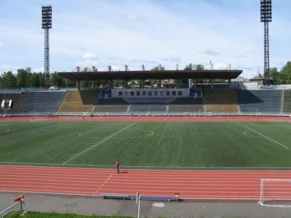 Stadion Spartak, Petrozavodsk
