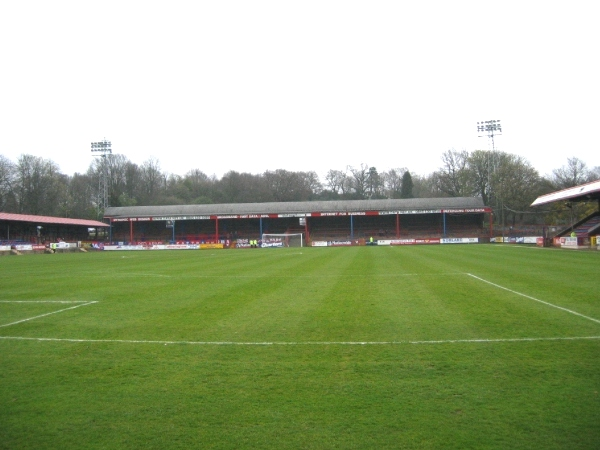 Electrical Services Stadium, Aldershot, Hampshire