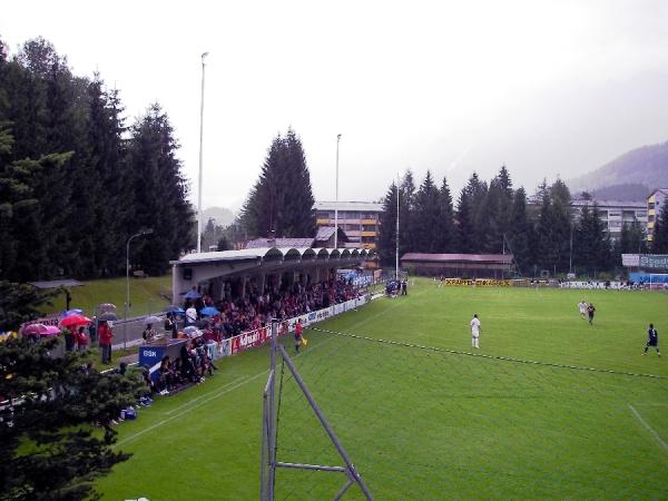 Sportplatz Bischofshofen, Bischofshofen