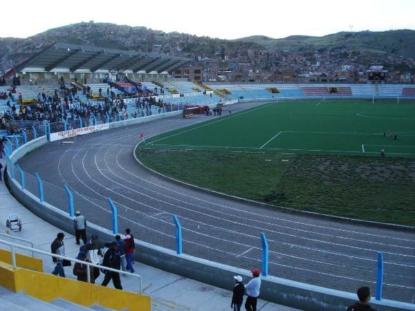 Estadio Enrique Torres Belón, Puno