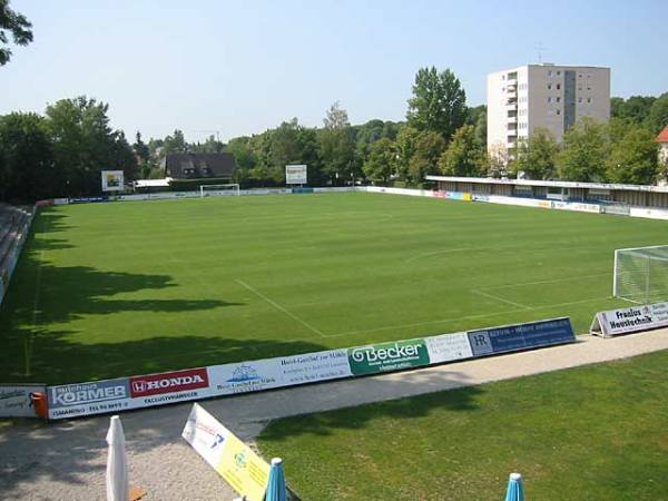Stadion an der Lindenstraße, Ismaning
