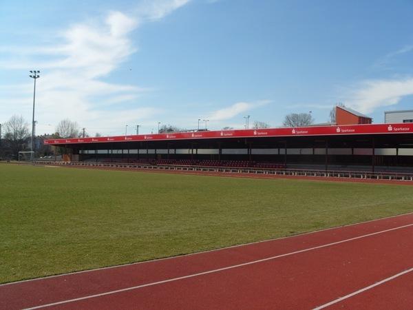 Jahnstadion, Rosenheim
