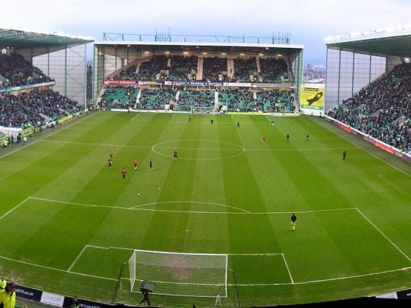 Easter Road Stadium, Edinburgh