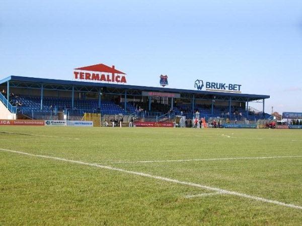 Stadion Termaliki Bruk-Bet Nieciecza