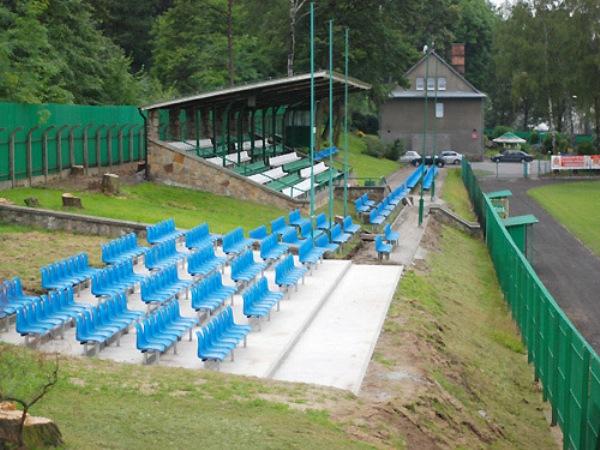 Stadion ul. Okocimska, Brzesko