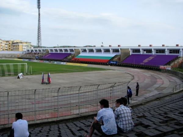 Stadion Ivailo, Veliko Târnovo