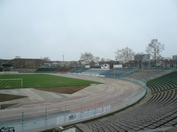 Gradski stadion, Ruse (Rousse)
