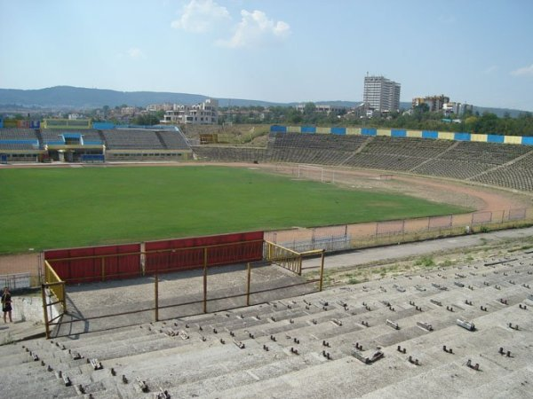 Stadion Panayot Volov, Šumen (Shumen)