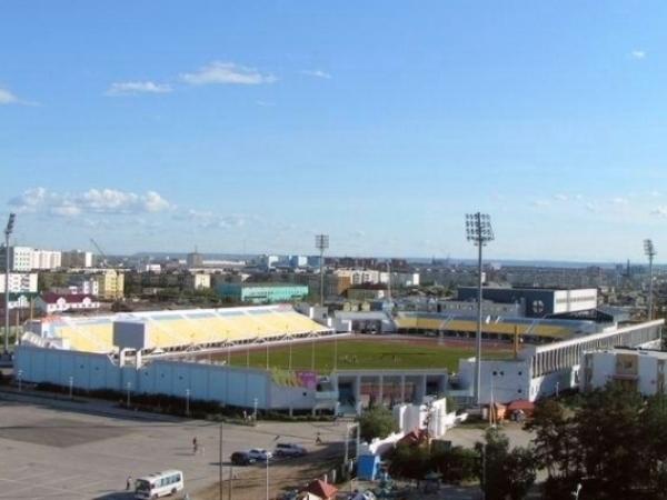 Stadion Tuymaada, Yakutsk