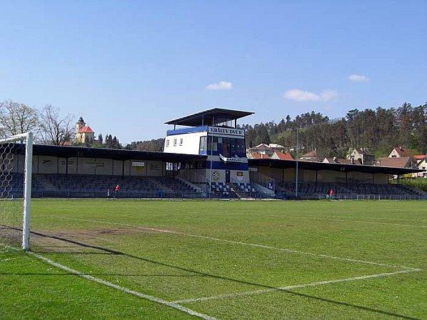 Městský Stadion Králův Dvůr, Králuv Dvůr