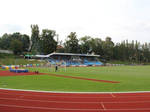 Stadion v Kotlině, Varnsdorf