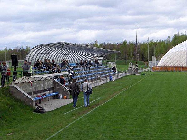 Stadion SCM Mladé, České Budějovice