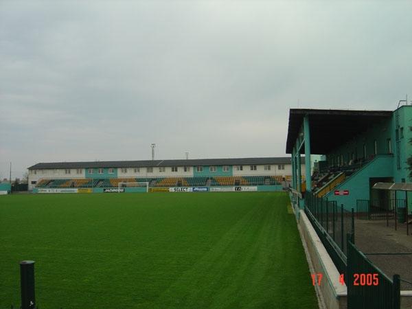 Stadion Na Chvalech, Praha