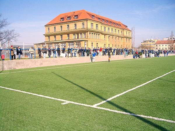 Stadion Slavoj Vyšehrad, Praha