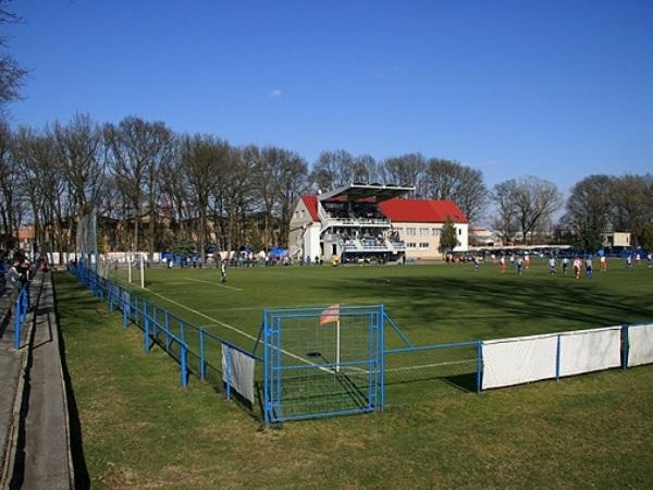 Stadion Lesní ulice, Břeclav