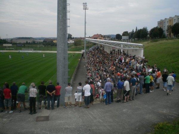 Stadion SK Hanácká Slavia Kroměříž, Kroměříž