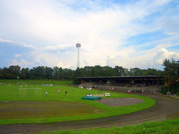 Gentofte Stadion, Gentofte