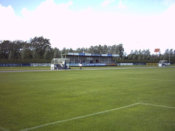 Jetsmark Stadion, Pandrup