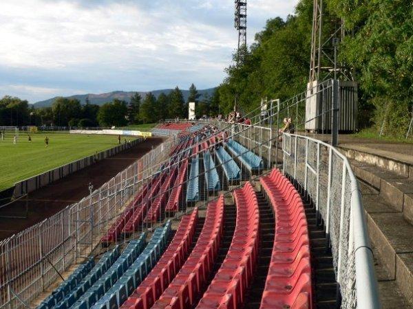 Ligeti stadion, Vác