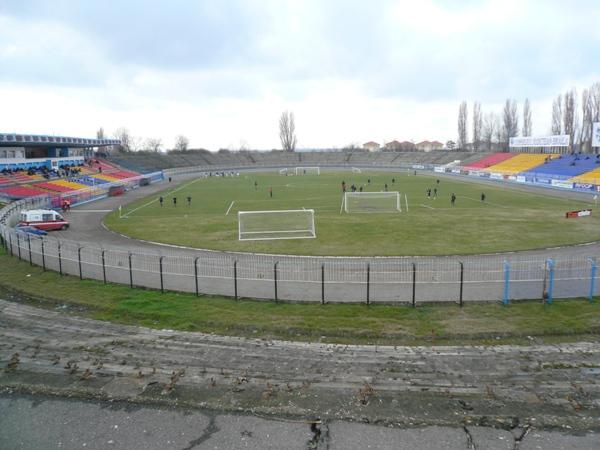 Stadionul Municipal, Brăila